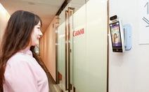 Điểm danh bằng nụ cười, ứng dụng mới của hãng Canon