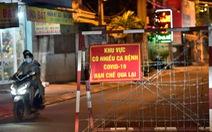 TP.HCM sẵn sàng cho việc phong tỏa 3 khu phố, 3 ấp chống dịch