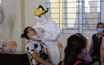 Một người dương tính lần 1 do tiếp xúc gần với tài xế mắc COVID-19 đi xuyên Việt