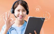 Cơ hội tư vấn sức khỏe với bác sĩ trực tuyến miễn phí cho người Việt