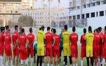 Báo chí Trung Quốc chỉ trích AFC 'lừa đảo' và đội tuyển Syria 'giở trò quỷ'