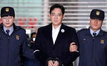 Bốn tập đoàn lớn nhất Hàn Quốc kêu gọi tổng thống tha bổng 'thái tử' Samsung