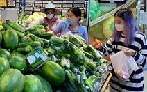 Siêu thị ưu tiên  giao thực phẩm tận nhà