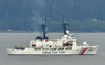 Tàu cảnh sát biển CSB 8021 Mỹ bàn giao cho Việt Nam đang trên đường về nước