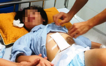 Phẫu thuật lấy búi tóc gần 1kg trong dạ dày nữ bệnh nhi 11 tuổi