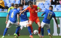 Ý - Xứ Wales (hết hiệp 1) 1-0 ; Thụy Sĩ - Thổ Nhĩ Kỳ (hết hiệp 1) 2-0