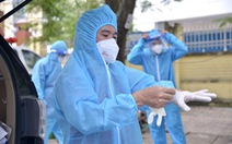 28 cán bộ y tế mắc COVID-19 trong Khu điều trị bệnh nhân ở Bắc Giang