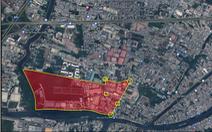 Quận 8 đề nghị giãn cách xã hội theo chỉ thị 16 một khu phố giáp phường An Lạc