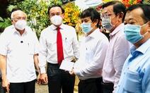 Bí thư Thành ủy TP.HCM Nguyễn Văn Nên: Người làm báo phải vững tay bút, tay máy