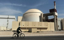 Iran lần đầu đóng cửa khẩn cấp nhà máy điện hạt nhân