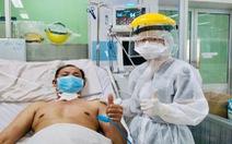 21 ngày đêm chạy đua giành giật sự sống cho bệnh nhân mắc COVID-19