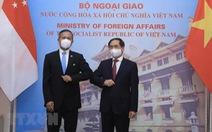 Singapore sẵn sàng hợp tác với Việt Nam về tiếp cận vắc xin, kinh tế số