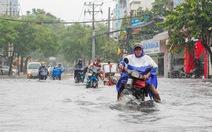 Gió mùa tây nam mạnh lên, miền Nam có mưa lớn về chiều