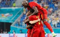 Xếp hạng bảng B Euro 2020: Bỉ vượt trội, ba đội còn lại cùng 3 điểm