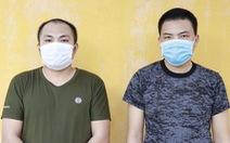 Khởi tố 2 người lái taxi chở 5 người Trung Quốc tính vượt biên qua Campuchia