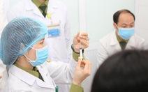 Hoàn tất 1.000 mũi đầu thử nghiệm vắc xin Việt Nano Covax giai đoạn 3