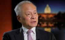 Trung Quốc thay 'đại sứ thâm niên nhất ở Mỹ'