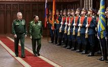 Nga cam kết củng cố quan hệ quân sự cùng Myanmar
