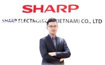 Phó tổng giám đốc Sharp Việt Nam: 'Chúng tôi chỉ hạnh phúc khi mang hạnh phúc đến cho người dùng'