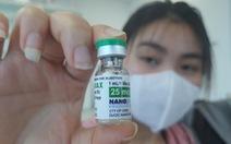 Kiến nghị xin cấp phép khẩn vắc xin bị đánh giá 'nóng vội', Nanogen nói gì?
