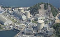 Nhật tái khởi động lò phản ứng hạt nhân 44 năm tuổi