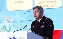 Lãnh đạo tình báo Nga tố Mỹ muốn thống trị châu Á