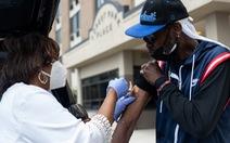 Mỹ thừa nhận khó đạt mục tiêu tiêm chủng trước Quốc khánh