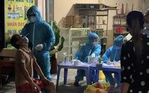 Bình Dương lấy mẫu xét nghiệm hàng chục ngàn người ở phường Bình Chuẩn