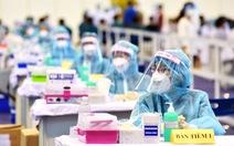 Chiến dịch tiêm vắc xin 'thần tốc' 836.000 liều ở TP.HCM mới chỉ được hơn 300.000 liều