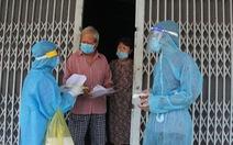 Đà Nẵng đưa công an tuần tra trong khu phong tỏa