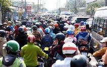 Trình HĐND chủ trương mở rộng quốc lộ 50, huyện Bình Chánh