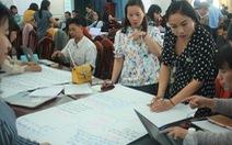 Giáo viên lớp 6 phải soạn giáo án theo định hướng chương trình giáo dục phổ thông mới