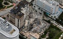 Sập tòa nhà 12 tầng gồm 136 căn hộ ven biển ở Mỹ, 99 người mất tích