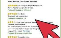 Anh điều tra Amazon và Google về các đánh giá giả mạo