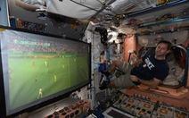 Coi Euro 2020 từ ngoài không gian thật thú vị và khác biệt so với xem ở trái đất