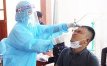 Ra Bắc Giang buôn vải về 'quên' khai báo y tế, cả nhà mắc COVID-19