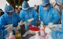 Thêm 5 công nhân thuộc dự án cao tốc Trung Lương - Mỹ Thuận nghi mắc COVID-19