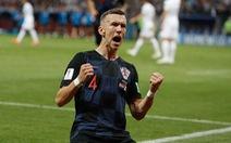 Trước trận gặp Tây Ban Nha, chân sút số 1 Croatia Ivan Perisic nhiễm COVID-19