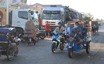 Tây Ninh tạm dừng giao, nhận hàng hóa ở các chợ đầu mối tại TP.HCM