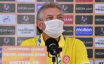 HLV Jurgen Gede: 'Viettel FC mong chờ cuộc đối đầu với Kaya FC'