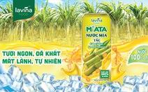 Nước mía tươi MiATA - Ngôi sao mới của Lasuco Group