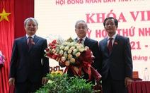 Ông Nguyễn Văn Phương trở thành chủ tịch UBND tỉnh Thừa Thiên Huế