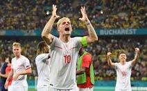 Xác định thêm một cặp đấu tứ kết Euro 2020