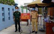 Một ngư dân Bà Rịa - Vũng Tàu nghi nhiễm COVID-19, phong tỏa 129 hộ dân