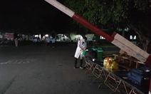 Phát hiện 3 người nghi nhiễm COVID-19, Bệnh viện Long An tạm dừng hoạt động