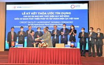AFD cung cấp khoản vay ưu đãi 1.900 tỉ đồng cho thủy điện Ialy mở rộng