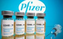 Mỹ chuyển lô vắc xin Pfizer đầu tiên viện trợ ra nước ngoài