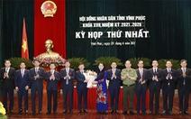 Bà Hoàng Thị Thúy Lan tái đắc cử chủ tịch HĐND tỉnh Vĩnh Phúc