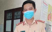 Trung úy CSGT kịp thời hiến máu giúp bé 5 tuổi trong khu cách ly