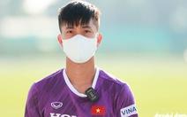 """Phan Văn Đức: """"Hàng công đội tuyển rất mạnh, tôi phải nỗ lực nhiều hơn"""""""